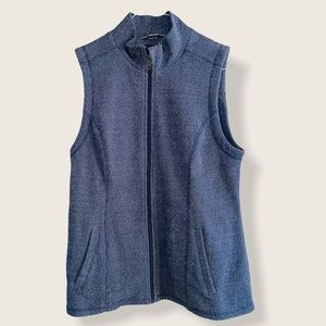 Christopher and Banks Vest Size Large